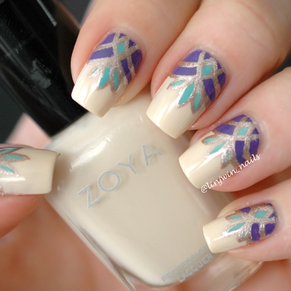 Inspiration Nails – Water Lily