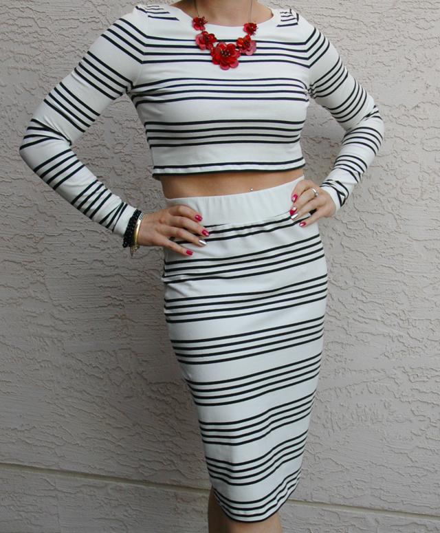 Striped Conversion