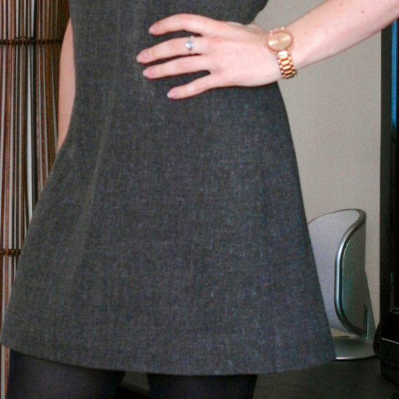 Pattern Transformation: Work Dress