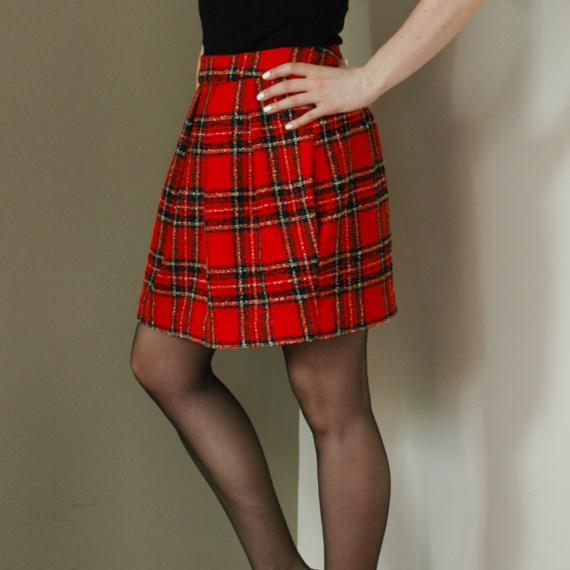 Sew Over It – Tartan Tulip Skirt