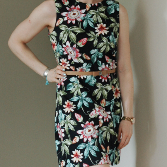 Sew Over It – Sleeveless Ultimate Shift Dress