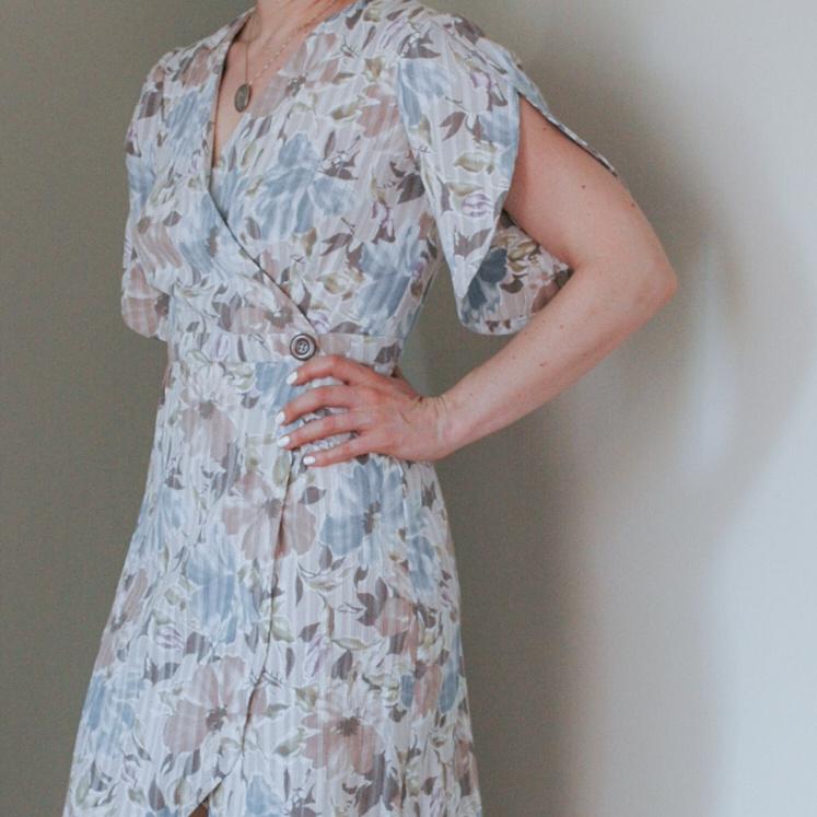 Victory Patterns Nicola Dress Lindsay Janeane