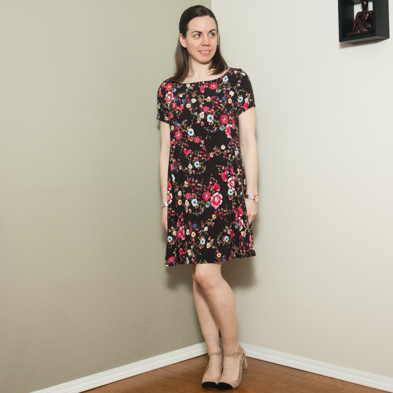 Sew Over It – Nancy Swing Dress – Lindsay Janeane