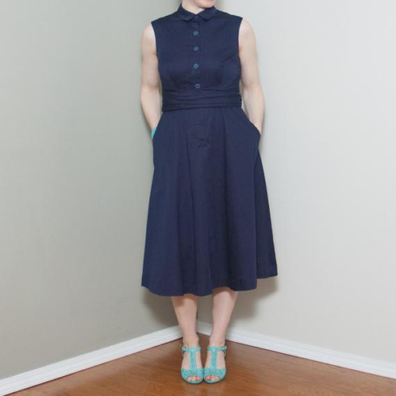 Colette Penny Shirt Dress