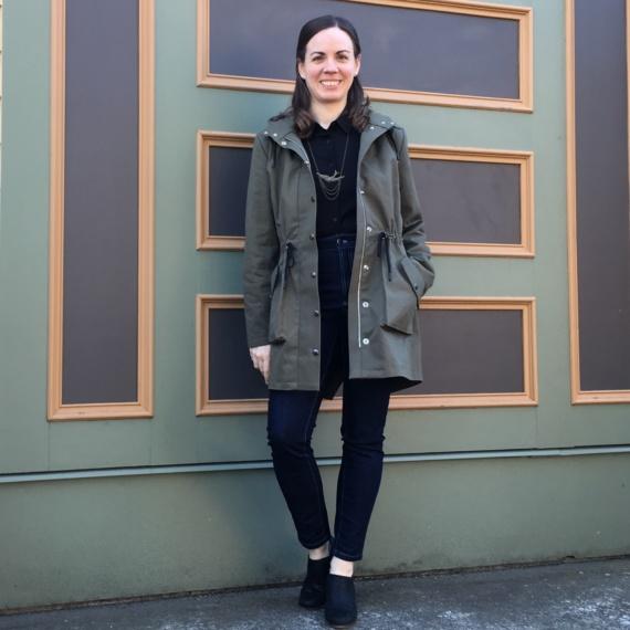Closet Case – Kelly Anorak