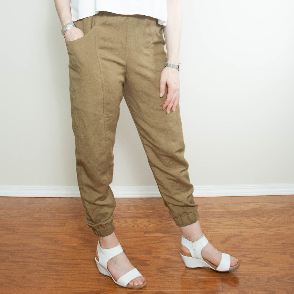 Marigold Clyde Pants Hack