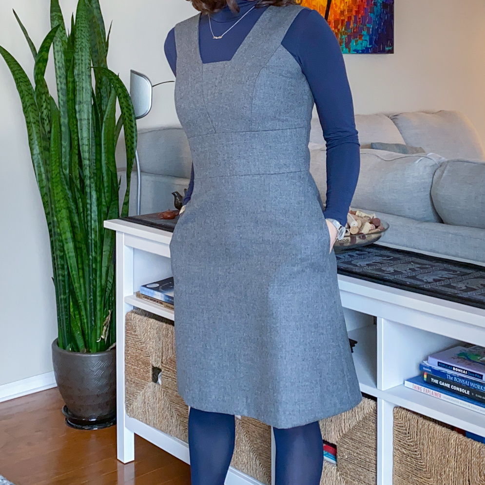 Itch to Stitch – Oia Dress